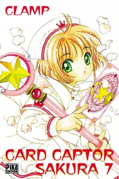 Couverture Card Captor Sakura, tome 07