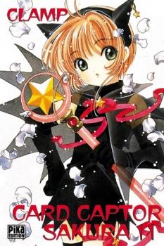 Couverture Card Captor Sakura, tome 11
