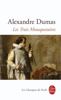 Les trois mousquetaires d'Alexandre Dumas dans Baby Challenge 2013: Classique couv9734153