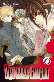 Couverture Vampire Knight, tome 13