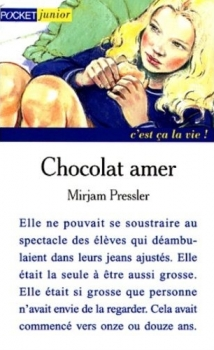 Couverture Chocolat amer