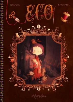 Eco, tome 1 : La malédiction des Shackelbott - Guillaume Bianco & Jérémie Almanza