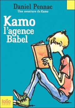 Couverture Kamo, tome 3 : Kamo, l'agence Babel