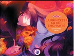 Couverture La princesse au bol enchanté