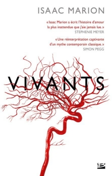 Couverture Vivants