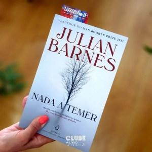 Clube do livro Livraria Zé – Nada a temer