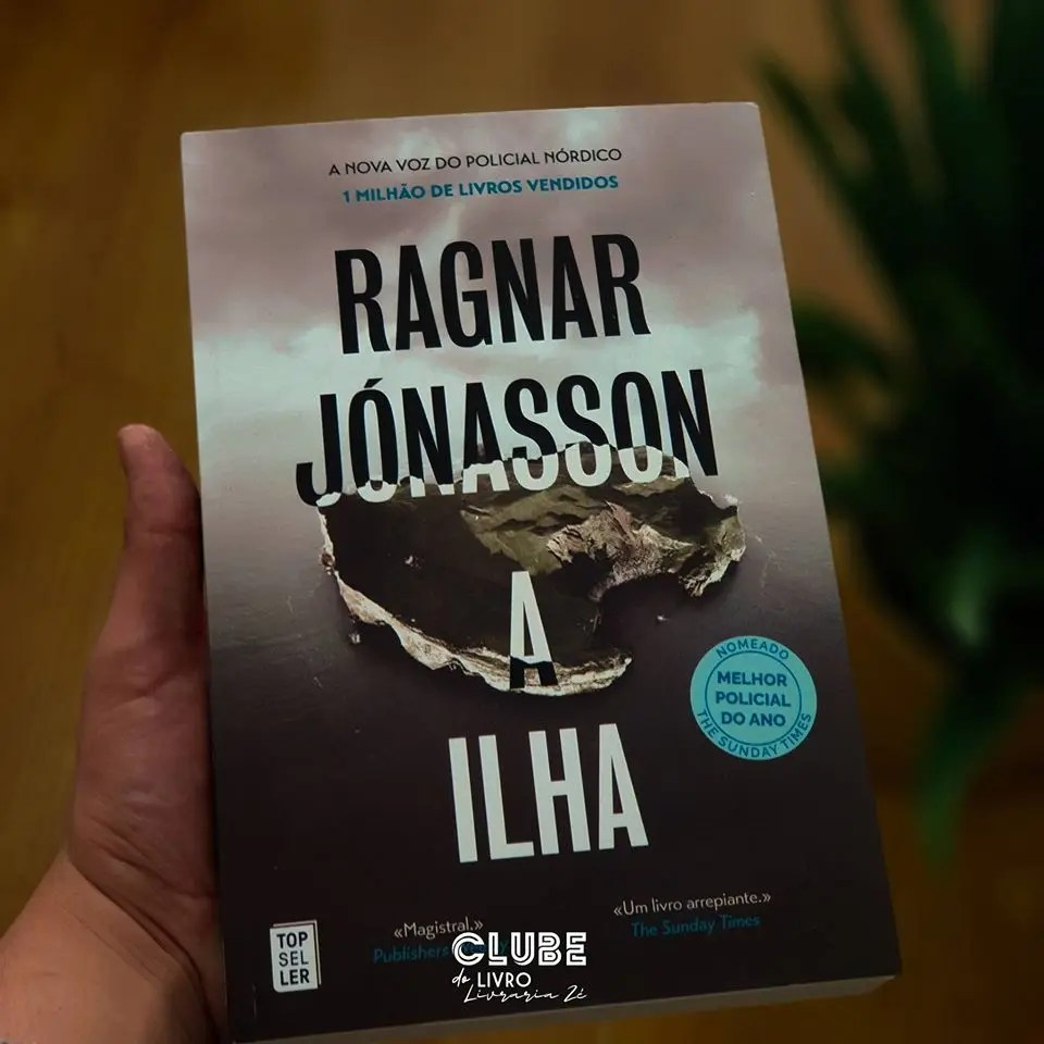 You are currently viewing Clube do livro Livraria Zé – A ilha