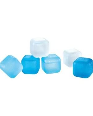 Cubos refrigerantes (24 cubos) reutilizáveis Presto TESCOMA