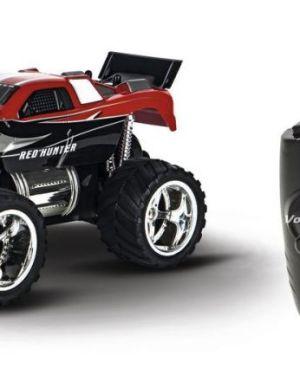 Carro R/C  Red Hunter X 2.4Ghz