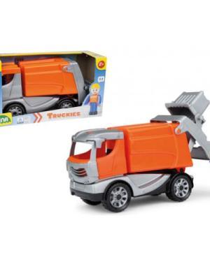 Camião do lixo com boneco truckies LENA 01623