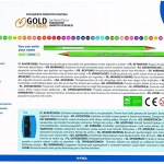 Lápis de cor Giotto Stilnovo 50 unidades