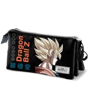 Estojo triplo Dragon Ball Z Kakarot