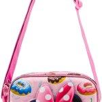 Bolsa Minnie Yummy 3d Quad