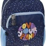 Mochila escolar Love Your Planet
