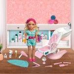 Nancy Um dia no cabeleireiro