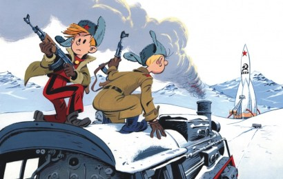 Spirou chez les Soviets