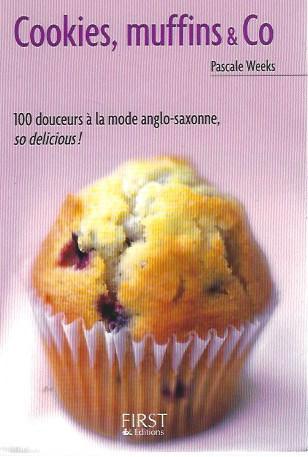 Le petit livre de Cookies, muffins & Co