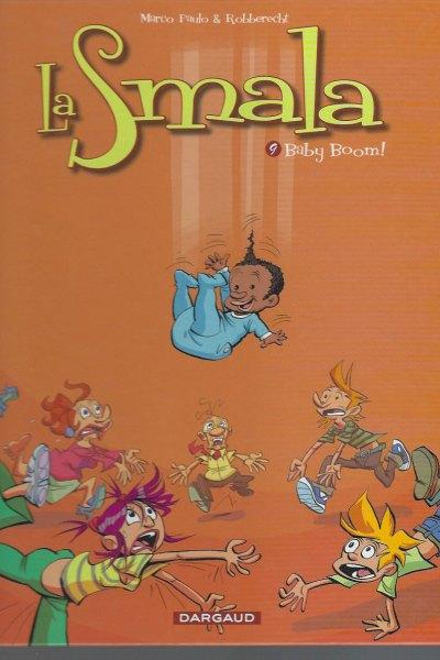 La Smala, tome 9: Baby Boom!