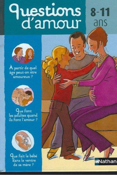 Questions d'amour 8 – 11ans