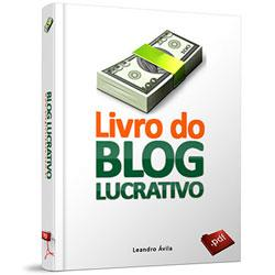 Livro do Blog Lucrativo