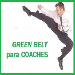 Green Belt para Coaches