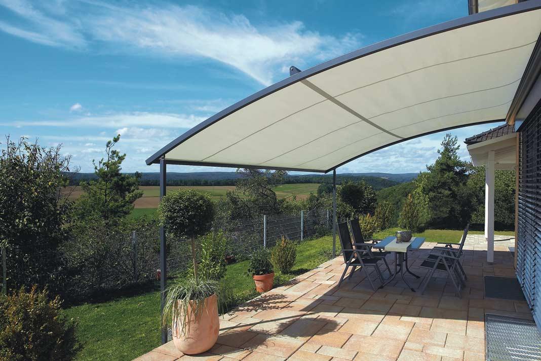 Der Beste Sonnenschutz Für Die Terrasse LIVVI DE