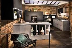 Küchentrend 2019 die schwarze Küche. – LIVVI.de