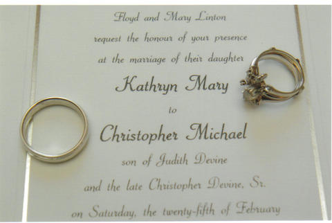 Brides Helping Invitation Wording Deceased Pa Poll