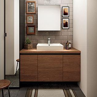 Lixil 洗面化粧室 ルミシス/ベッセルタイプ 施工イメージ一覧