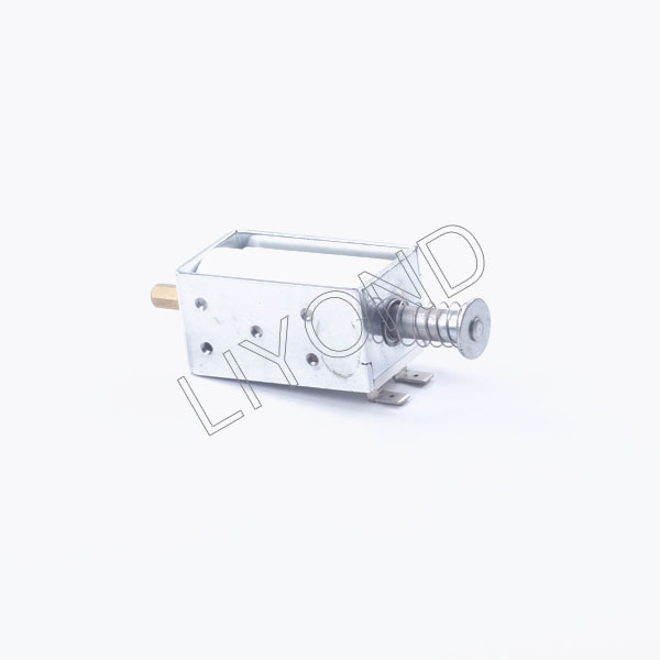 Solenoid Frame For circuit breaker and switchgear