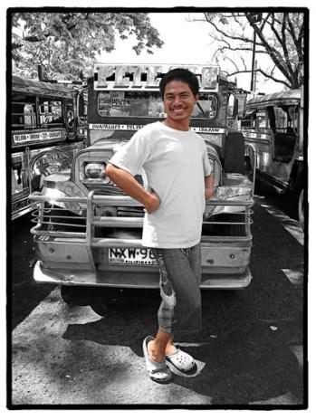 Jeepney-Guy