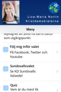 App Val 2014 Sundsvall