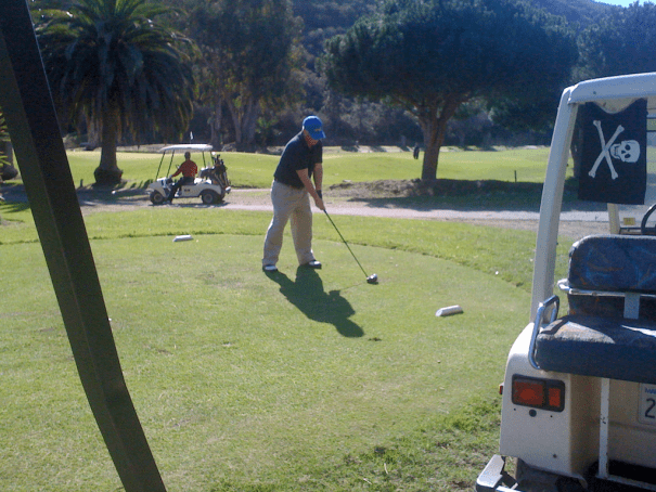 Catalina Island Golf Course, Catalina, California, USA