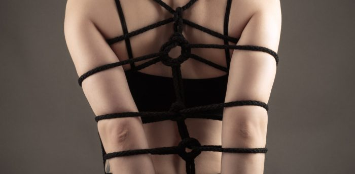 Drained by Bondage