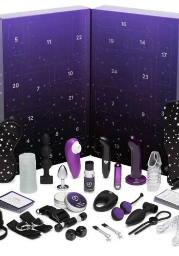 My Joy For Every December: Advent Calendars – With Sex Toys