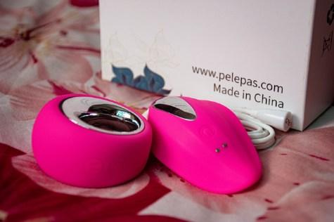 Remote Control Vibrator  Wearable Panty Vibrator by Pelepas.com