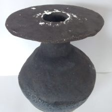 Kirstie's black vessel