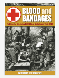 Book club questions for Blood and Bandages – fighting for life in the RAMC Field Ambulance 1940-1946