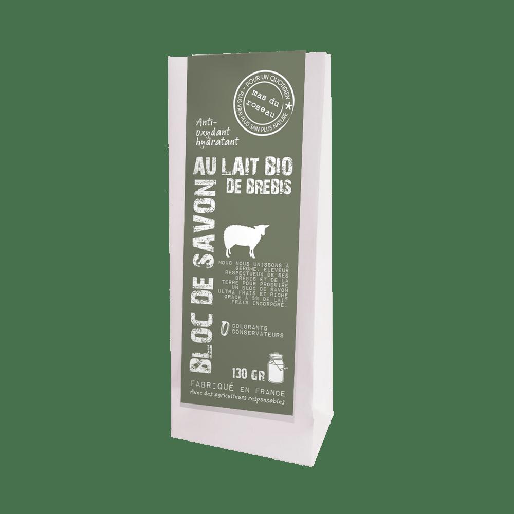 savon au lait bio de brebis