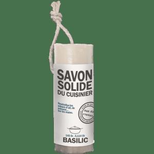 SAVON DU CUISINIER EN STICK – Au basilic