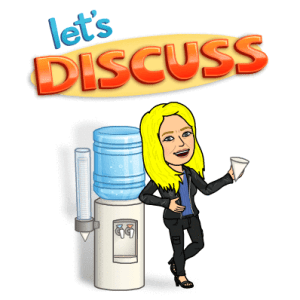 Let's Discuss Bitmoji