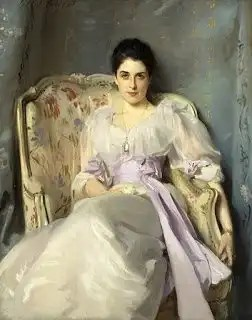 Lady Agnew by Singer Sargent, 1892