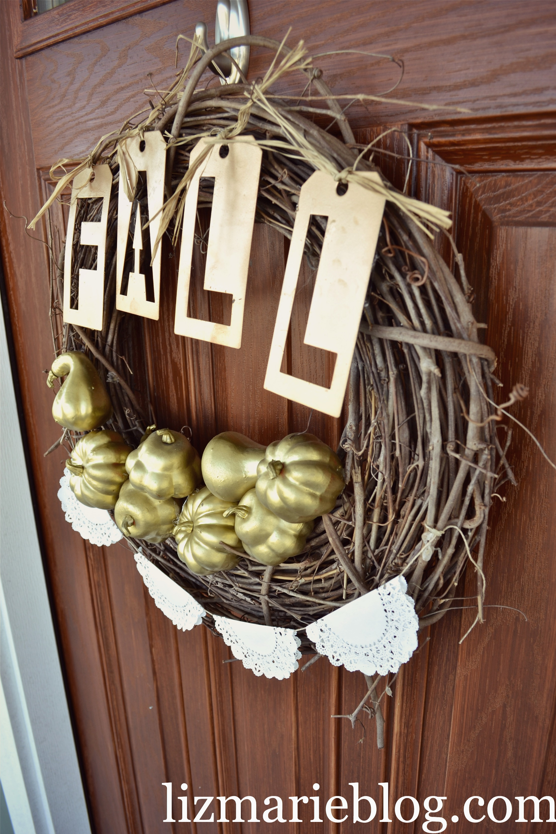 diy planters u0026 fall porch liz marie blog
