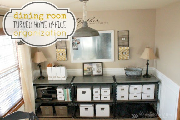 How to Organize the Home Office