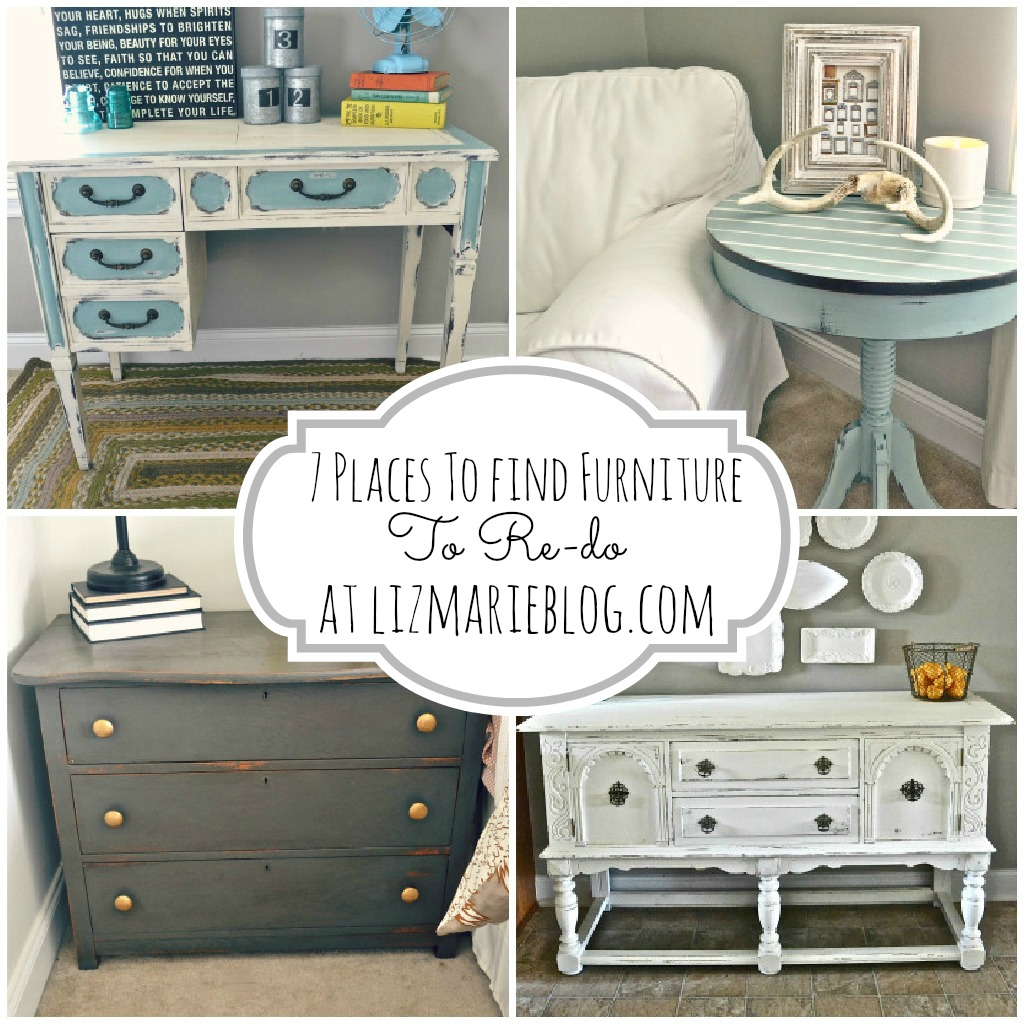 Cheap Places To Get Furniture: PicMonkey Collage