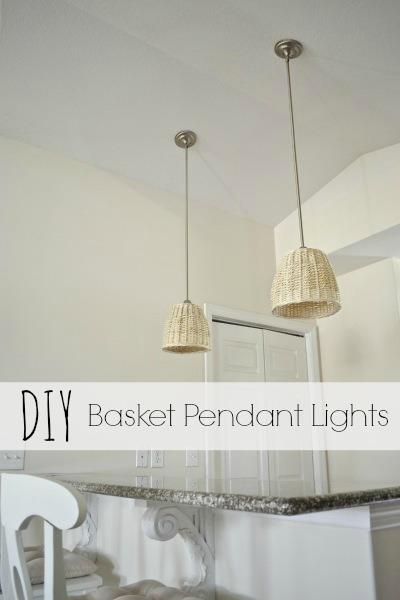 Diy basket pendants liz marie blog diy basket pendant lights lizmarieblog aloadofball Choice Image