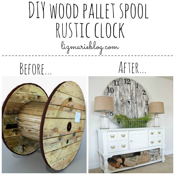 Cable Spool Kitchen Table