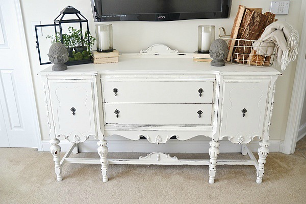 Annie Sloan Chalk Paint Chipping