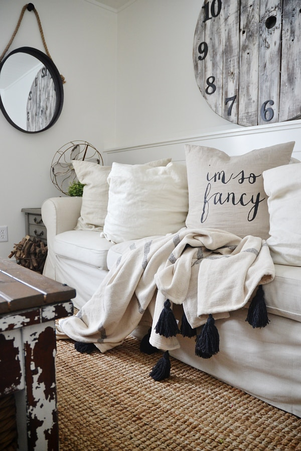 Lots of neutral home decor inspiration & where to find some lovely home decor!