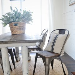 Metal Chairs And Table Ikea Patio Chair Covers New Rustic Wood Dining Liz Marie Blog With A Farmhouse